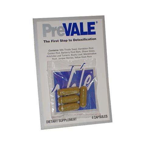 Vale Detox Product Reviews by Prevale Capsules From Vale Enterprises