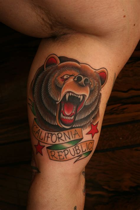 bear sleeve tattoo designs tattoos designs ideas and meaning tattoos for you