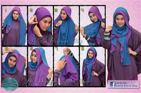 niqab tutorial step by step dailymotion 8 steps of wearing a hijab hijab styles hijab pictures