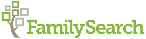 Search Family File Familysearch 2013 Logo Svg