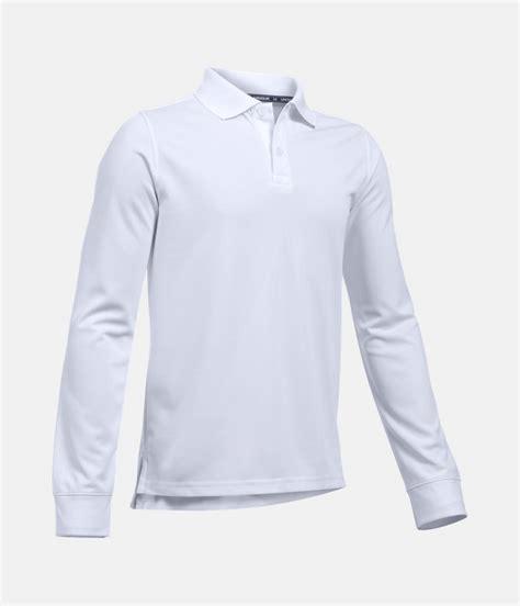 Polo Shirtkaos Polo Armour 1 boys ua sleeve polo armour us