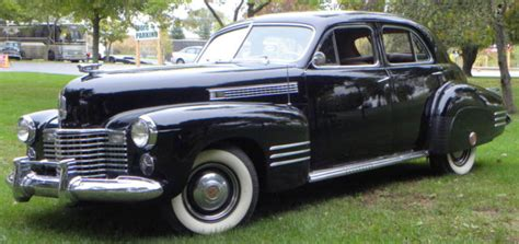 cadillac touring sedan 1941 cadillac series 62 touring sedan for sale photos