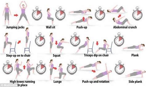 تمارين منزلية روتينية تساعدك على فقد الوزن وتقوية العضلات اريد ان انحف