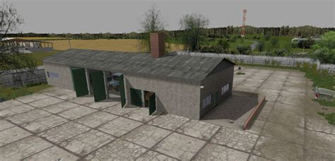 House Building Simulator ls 15 ddr werkstatt v 1 0 geb 228 ude mod f 252 r landwirtschafts