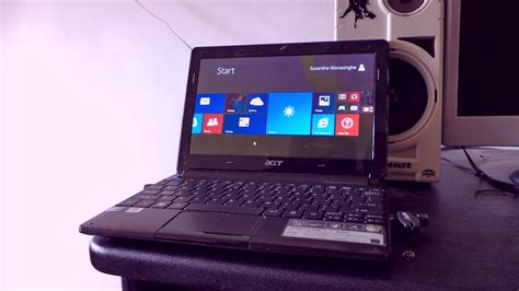 install windows 10 netbook how to install windows 8 1 pro on acer aspire one d257