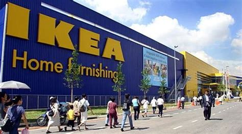 ikea in india ikea to open 25 retail stores in india to invest rs