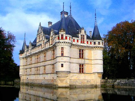 Poste Azay Le Rideau by Top Ten European Guide Project Les Ch 226 Teaux De La Loire