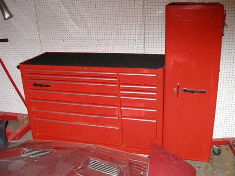 Snap On Toolbox And Side Locker Like New Ls1tech