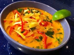spicy coconut thai curry recipe dishmaps