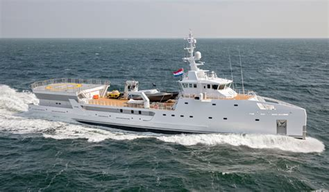 yacht game changer news general amels holland