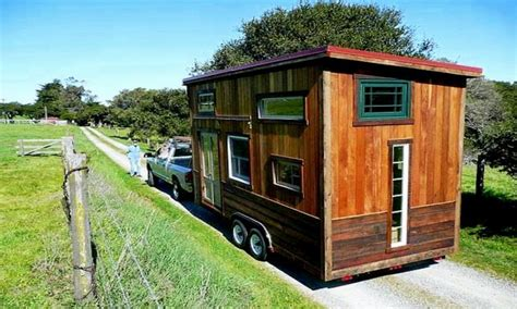 unique tiny house on wheels tiny teardrop building a small house yourself mexzhouse com