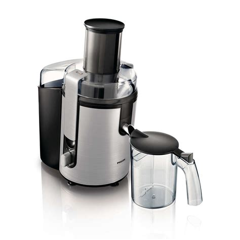 aluminium collection juicer hr1866 00 philips