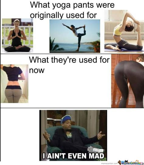 Funny Yoga Memes - yoga pants by antonevony meme center