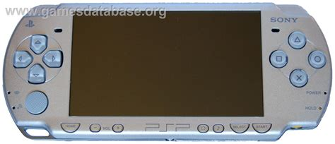 sony psp game file format about sony psp games database