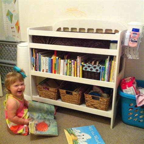 changing table bookshelf changing table bookshelf netto collection loft changing