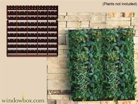 living wall planter large vertical garden large living wall planter 20 quot w x 20 quot h diy projects