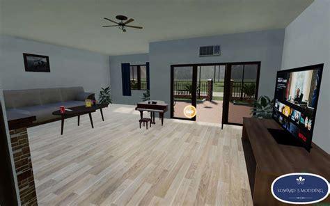 farmhouse  mod farming simulator   mod