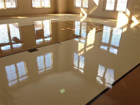 buffing floor wax gurus floor
