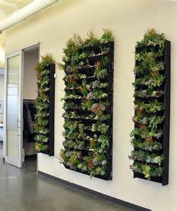 Living Wall Indoor Dirtt Environmental Going Green Commercial