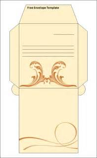 envelope template 15 best printable envelope templates sle templates