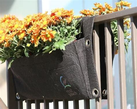 Vertical Garden Pouches Inspiration For A Vertical Garden With Root Pouch Home