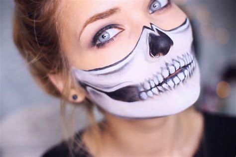 halloween makeup ideas   master readers digest