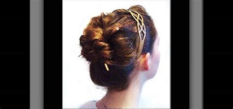 Chopstick Hairstyle by The Gallery For Gt Traditional Hairstyles With