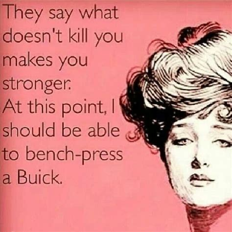 Be Strong Meme - being strong funny pinterest