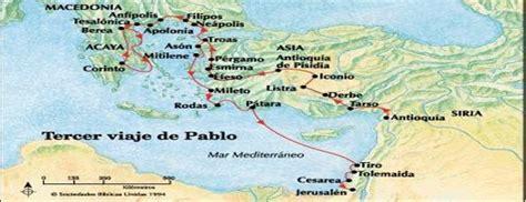 cuarto viaje misionero de pablo mapa viaje misionero a corinto pictures to pin on pinterest
