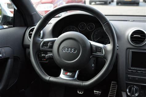 Audi S3 Lenkrad by Original Abgeflachtes Audi S3 Mufu Lenkrad Biete