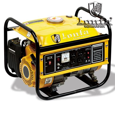 1200w four stroke home use gasoline generator lf1500
