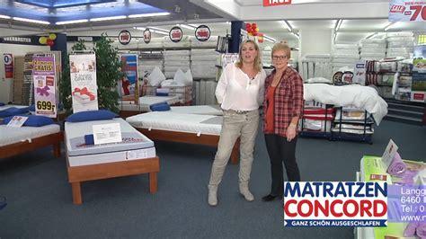 matratzen concord regional tv im tiroler oberland - Matratzen Concord