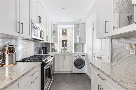 laundry room in kitchen ideas 9 small laundry room ideas for the tiniest of apartments