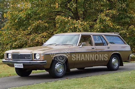 hz holden wagon sold holden hz kingswood 4 2 v8 wagon auctions lot 39