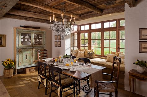 houzz com dining rooms french country estate farmhouse dining room phoenix