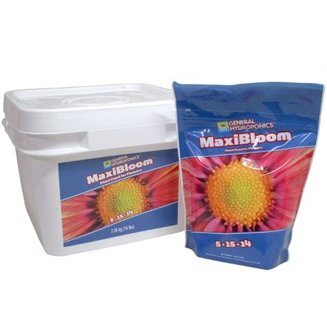 maxibloom  general hydroponics