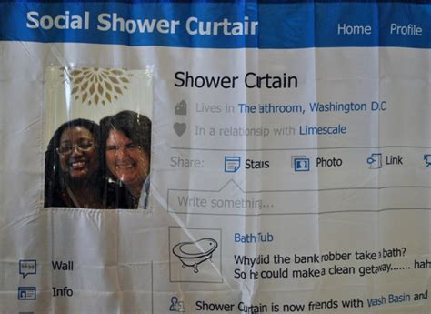 social media shower curtain tulsa puts social back in social media during smtulsa