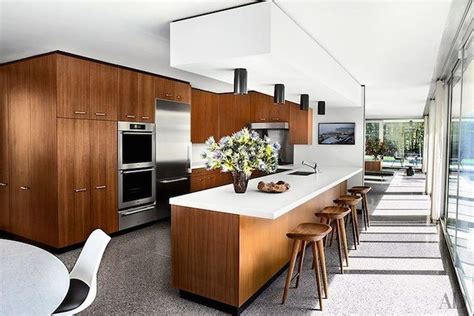 Mid Century Modern Home Plans 20 charming midcentury kitchens ranked from virtually