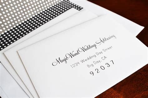 cards addressed and mailed ideas about wedding invitation wording everafterguide