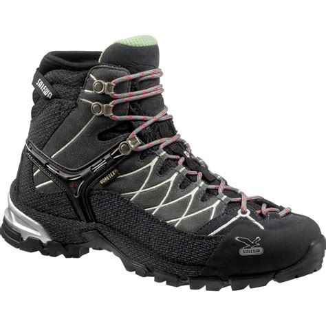 womans hiking boots salewa alp trainer mid gtx hiking boot s