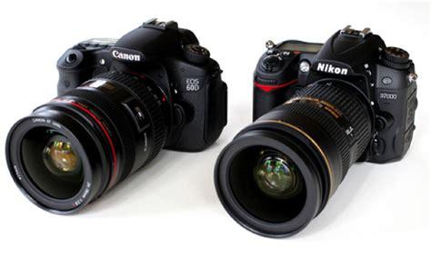 Perbandingan Lensa Nikon Vs Canon benefits of canon vs nikon cameras temple of zoom