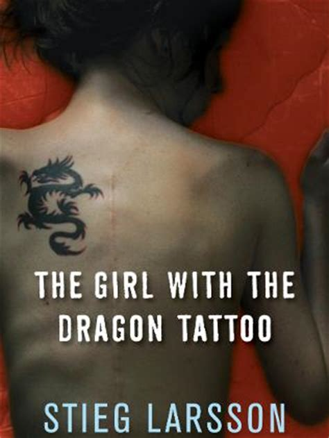 dragon tattoo larsson swedish millenium trilogy author stieg larsson first to