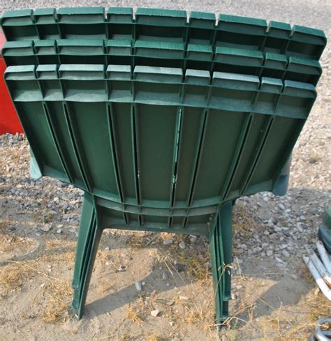 Heavy Duty Plastic Patio Chairs by Lot Of 3 Heavy Duty Plastic Outdoor Chairs