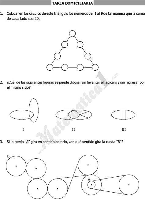imagenes matematicas recreativas retos acertijos l 211 gicos