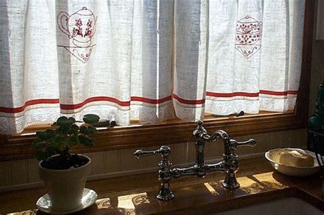 cottage style kitchen curtains cottage kitchen curtain ideas cottage curtain interior design