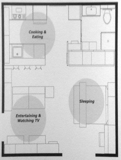 small space floor plans ikea small space floor plans 380 sq ft small spaces