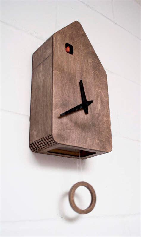 modern cuckoo clock modern cuckoo clock clocks pinterest