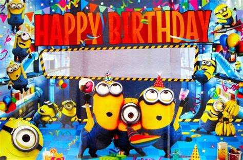 doodle happy birthday minion 100 minion cards to wish a quot happy birthday quot holidays