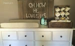 Rustic Nursery Decor Rustic Baby Nursery Loveinamasonjar