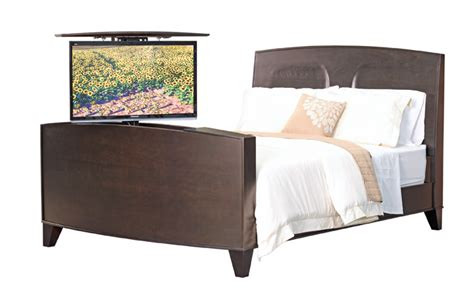 Bed Footboard Tv Lift by Lift Tv Beds